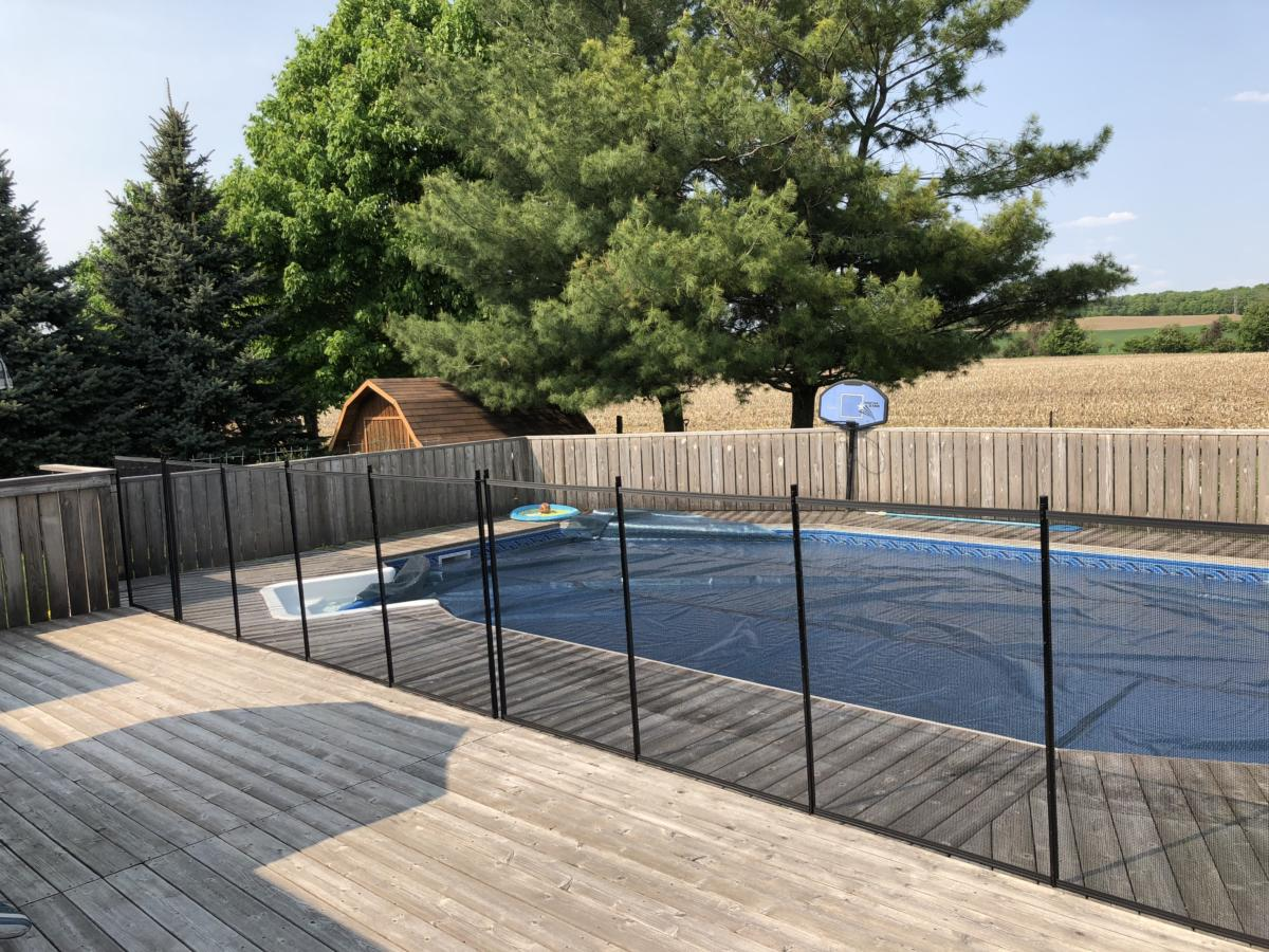 Featured Installations Guardian Pool Fence Systems